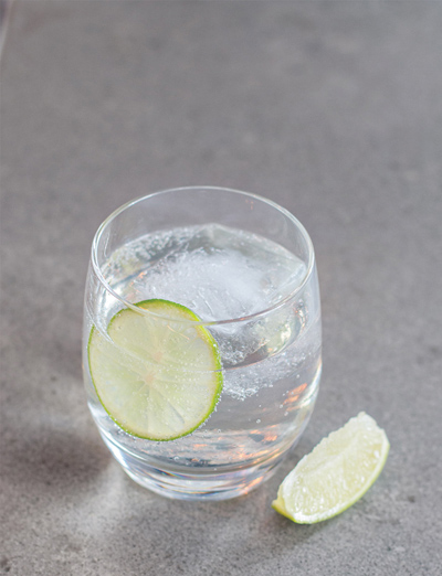 Goddess and The Saint Gin & Tonic Cocktail