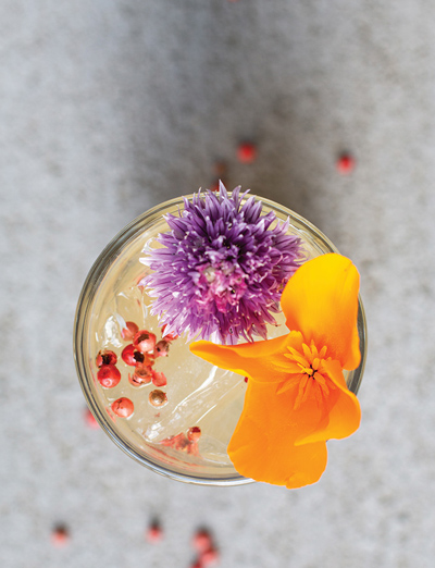 Juno Spring Seasonal 2019 Cocktail
