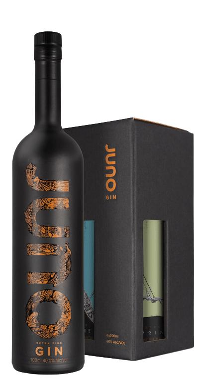 Juno Gin The Big Year Gift Box Set